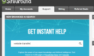 Siteground虚拟主机建站问题汇总