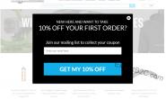 Mailchimp使用教程(2)-如何设置邮箱收集弹窗到Shopify