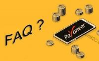 Payoneer-P卡注册,收费,提现等常见问题合集