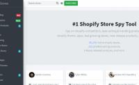 分享一个免费的Shopify店铺SPY(监测)工具-Shopistores