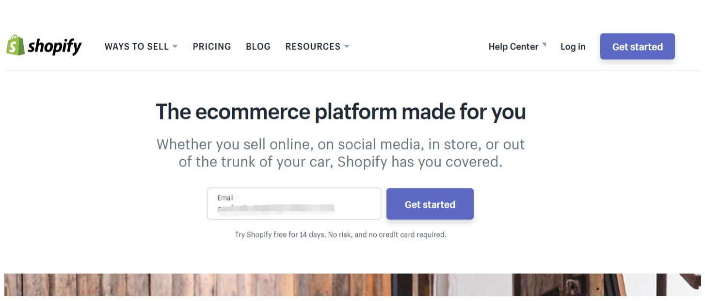 Shopify开店教程-注册流程及注意事项
