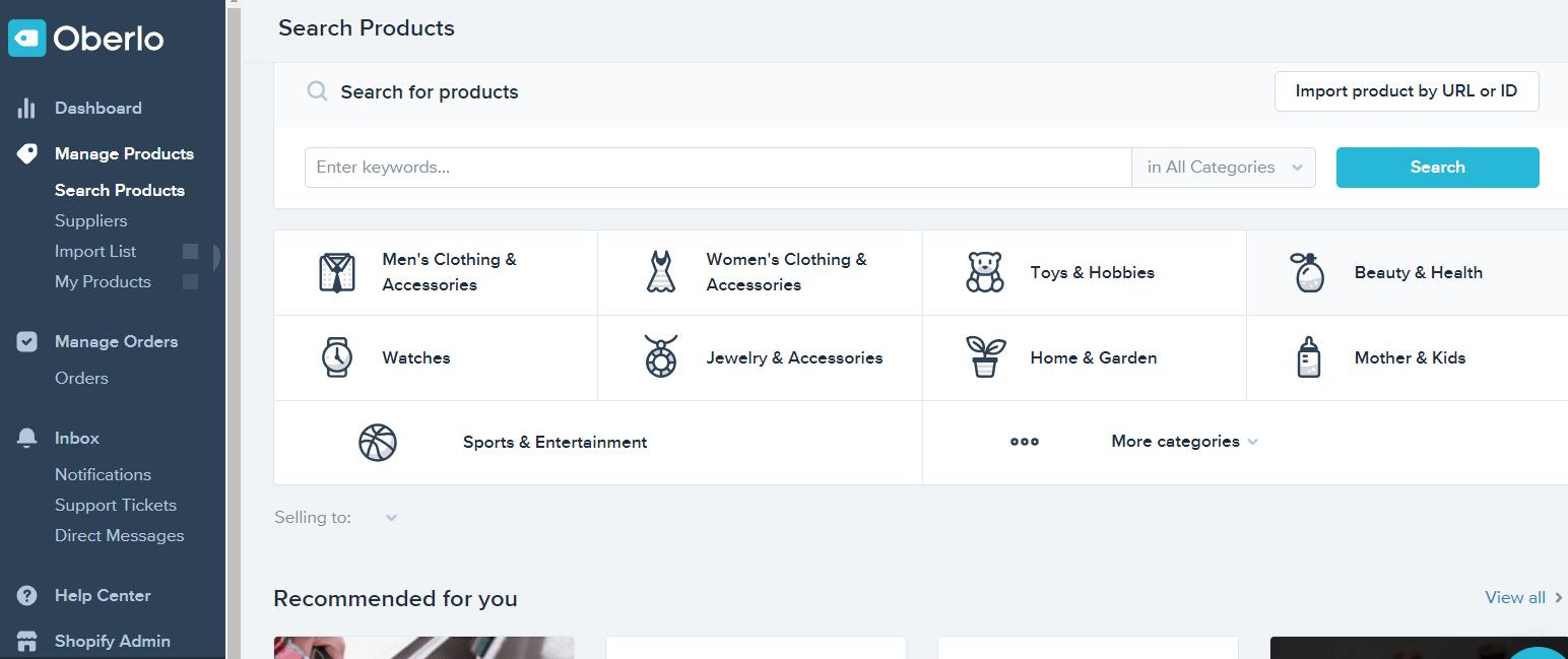Shopify开店教程-Dropshipping卖家如何选品