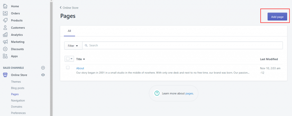 如何设计Shopify店铺的FAQ页面?