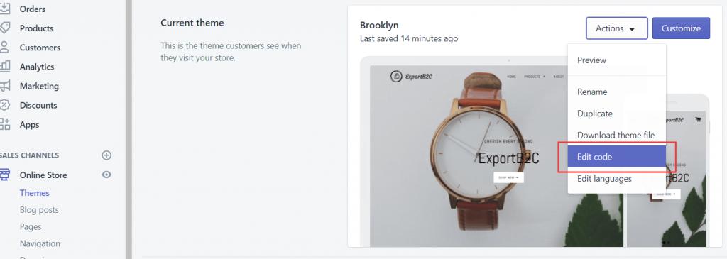 如何去除Shopify独立站底部的版权信息(Powered by shopify)