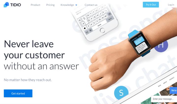 Shopify在线聊天工具Tidio live chat 安装使用教程
