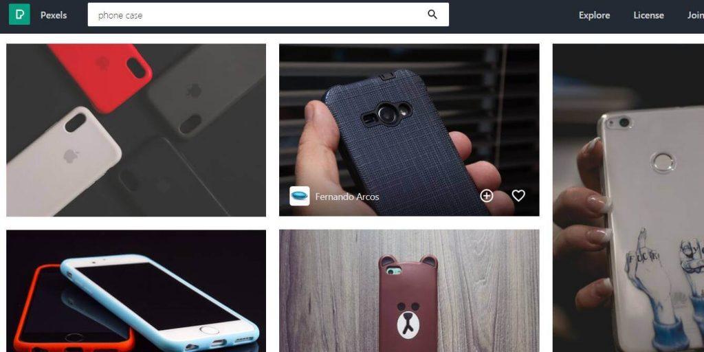 Shopify开店教程-免费可商用的图片网站推荐