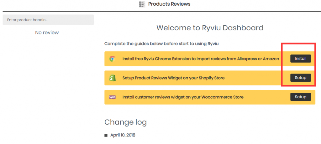 Shopify开店-Review评价插件Ryviu安装使用教程