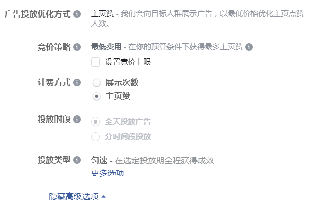 Shopify开店+Facebook广告投放基础(5)-如何给FB公共主页涨粉