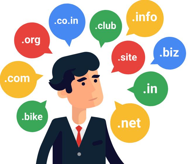 如何选择及购买网站域名