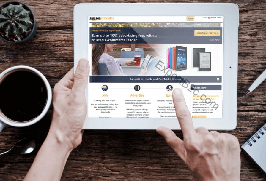 亚马逊联盟营销项目(网赚)-外贸人可以选择的自由职业