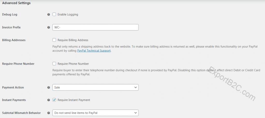 Woocommerce外贸独立站如何设置PayPal收款?